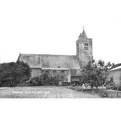 Baarland, Toren met Herv. Kerk