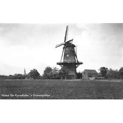 Molen De Korenhalm, 's Gravenpolder