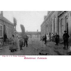 Schoolstraat, Oudelande.