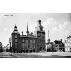 Stadhuis, Goes